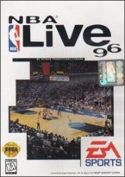 Cover von NBA Live 96