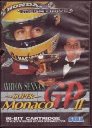 Cover von Ayrton Senna's Super Monaco GP 2