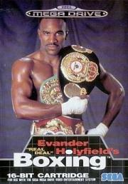 Cover von Evander Holyfield's Real Deal Boxing