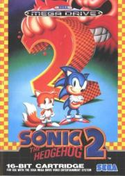 Cover von Sonic the Hedgehog 2