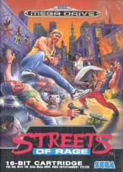 Cover von Streets of Rage