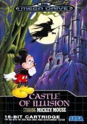Cover von Castle of Illusion