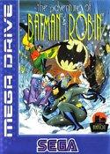 Cover von The Adventures of Batman and Robin