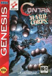 Cover von Contra - Hard Corps