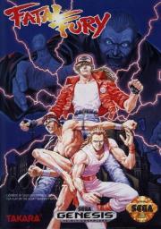 Cover von Fatal Fury