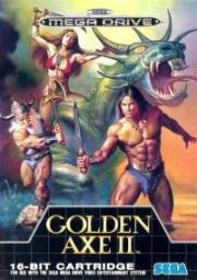 Cover von Golden Axe 2