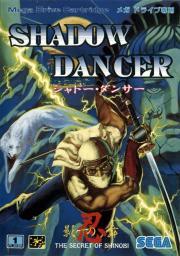 Cover von Legend of Shinobi
