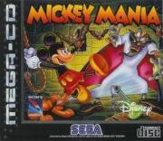 Cover von Mickey Mania