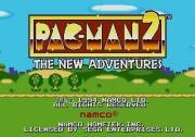 Cover von Pac-Man 2 - The New Adventures