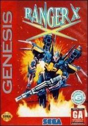 Cover von Ranger X