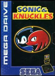 Cover von Sonic & Knuckles