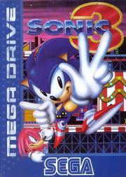Cover von Sonic 3