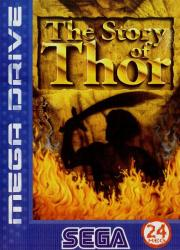 Cover von The Story of Thor