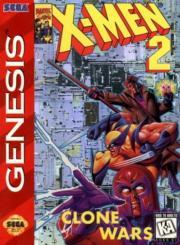 Cover von X-Men 2 - Clone Wars