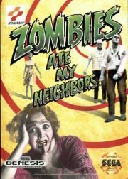 Cover von Zombies Ate My Neighbors