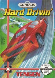 Cover von Hard Drivin'