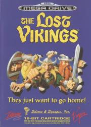 Cover von The Lost Vikings
