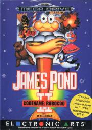 Cover von James Pond 2 - Codename Robocod