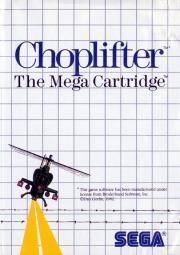 Cover von Choplifter