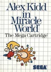 Cover von Alex Kidd in Miracle World