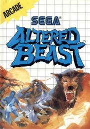 Cover von Altered Beast