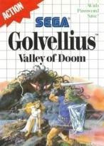 Cover von Golvellius - Valley of Doom