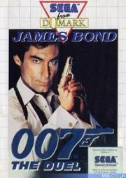 Cover von James Bond 007 - The Duell