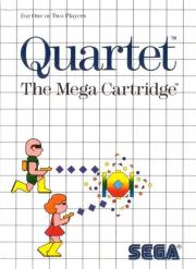 Cover von Quartet