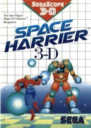 Cover von Space Harrier 3D