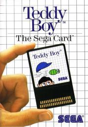 Cover von Teddy Boy