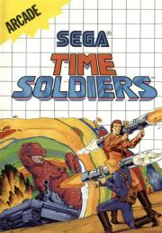 Cover von Time Soldiers