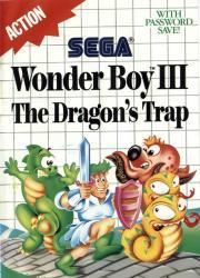Cover von Wonderboy 3 - The Dragon's Trap