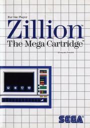 Cover von Zillion
