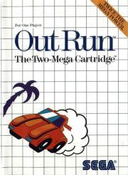 Cover von OutRun