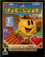 Cover von Pac-Land