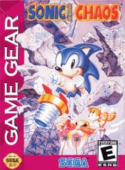 Cover von Sonic Chaos