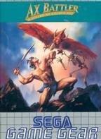 Cover von Ax Battler - A Legend of Golden Axe