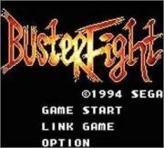 Cover von Buster Fight
