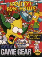 Cover von Krusty's Fun House
