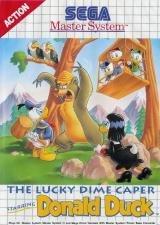 Cover von The Lucky Dime Caper