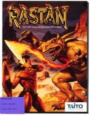 Cover von Rastan