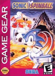 Cover von Sonic Spinball