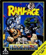 Cover von Rampage