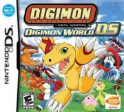 Cover von Digimon World DS