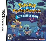 Cover von Pokémon Mystery Dungeon - Team Blau