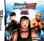 Cover von WWE - SmackDown! vs. Raw 2008
