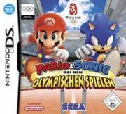 Cover von Mario und Sonic bei den Olympischen Spielen
