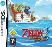 Cover von The Legend of Zelda - Phantom Hourglass