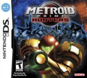 Cover von Metroid Prime Hunters