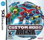 Cover von Custom Robo Arena